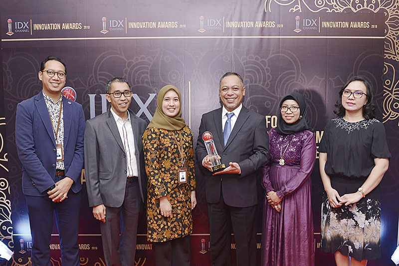 Komitmen Mengedepankan Inovasi, PGN Raih IDX Channel Innovation Awards