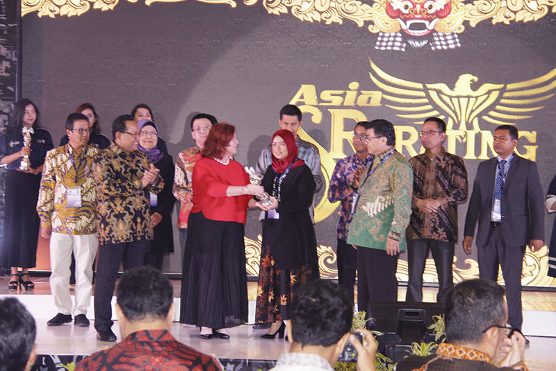 APP Sinar Mas Raih Penghargaan di ASRRAT 2019