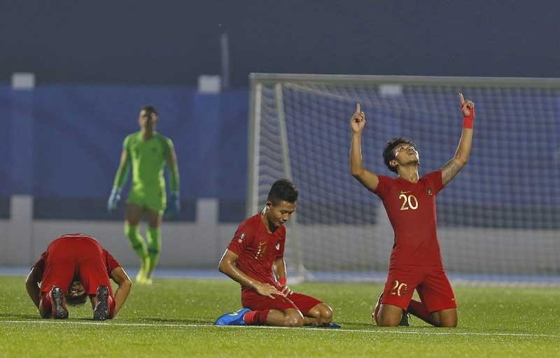 Garuda Muda Pede di Babak Semifinal, Meski Myanmar Lebih Bugar