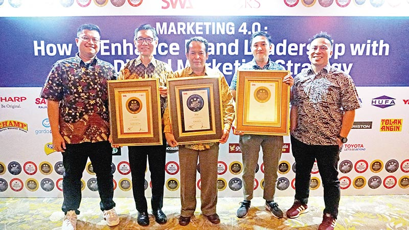 Sharp Beri Reward di Hari Pelanggan Nasional