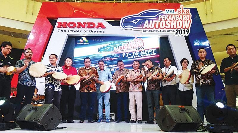 Mal SKA Pekanbaru Gelar Autoshow 2019