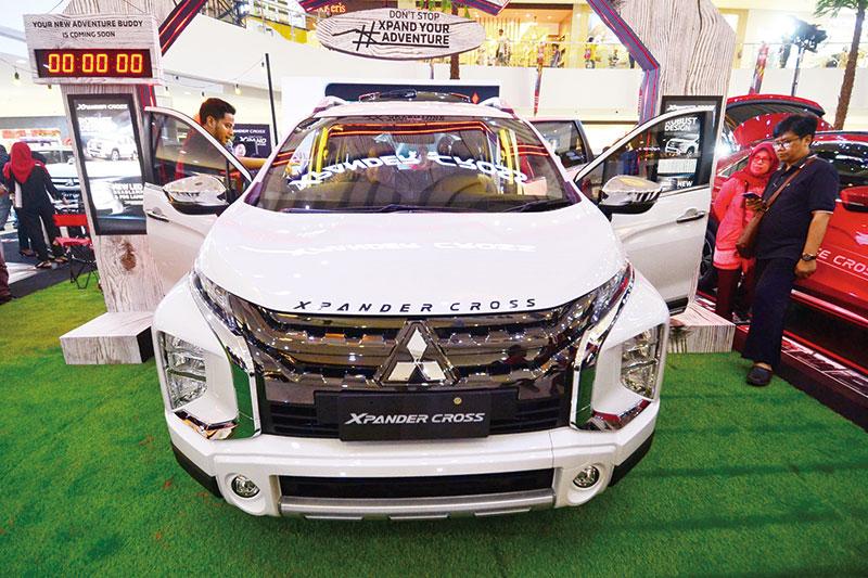 Mitsubishi Bidik Konsumen MPV yang Dambakan SUV