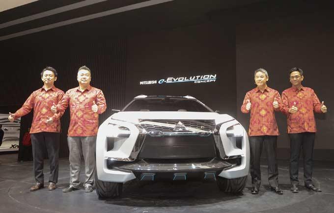 Drive your Ambition, Semangat Baru Mitsubishi