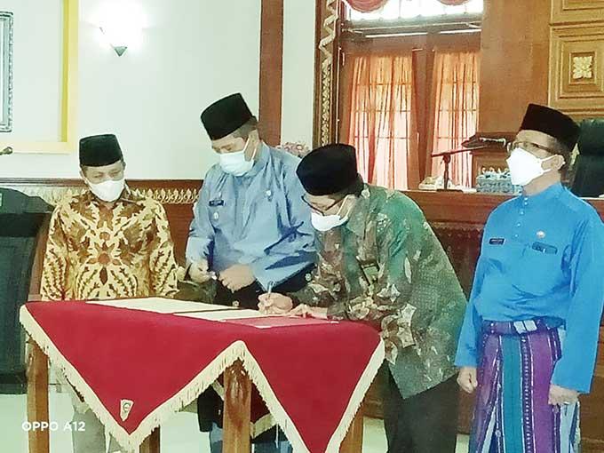 Ketua dan Anggota DPRD Siak Maksimalkan Kinerja