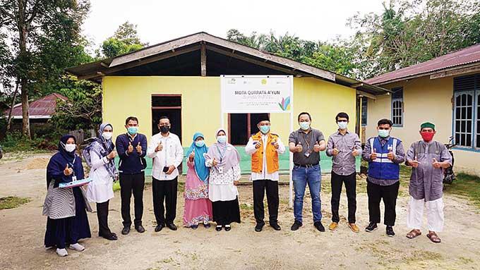 PLN UIP3BS Resmikan Ruang Kelas Baru MDTA Qurrata A'yun