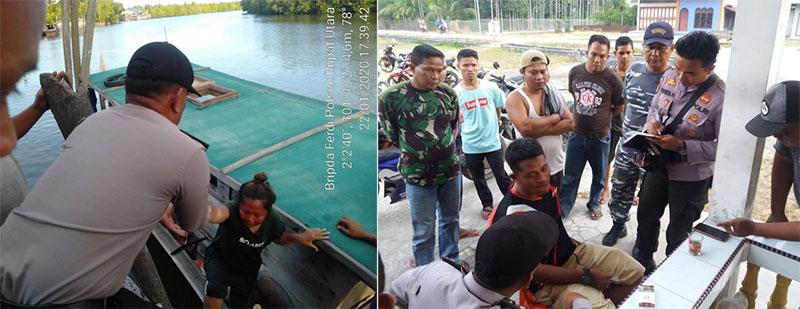 Kapal Bermuatan TKI Ilegal Tenggelam di Selat Malaka, Ada Korban Belum Ditemukan