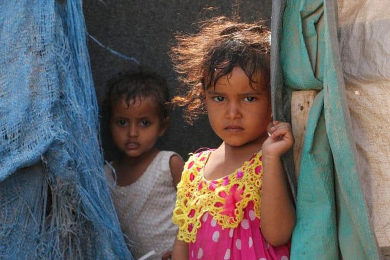 Jutaan Anak di Yaman Terancam Kelaparan