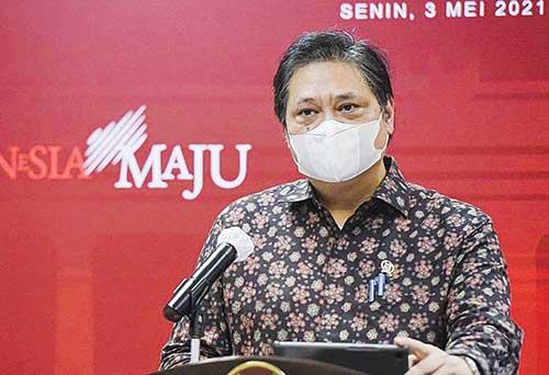 Airlangga Fokuskan Perhatian ke Sumatera
