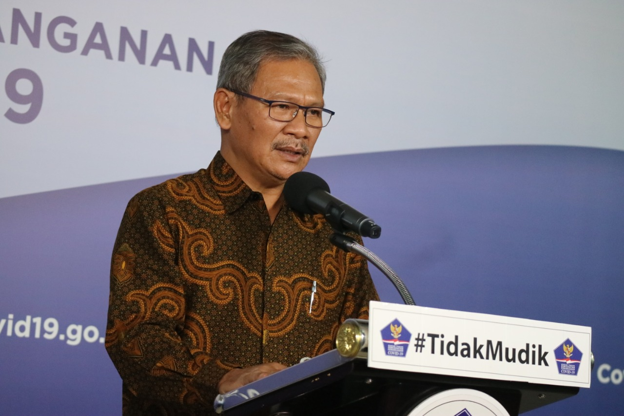 H-3 Lebaran Bertambah Satu Kasus Baru, Total Positif di Riau 108 Orang