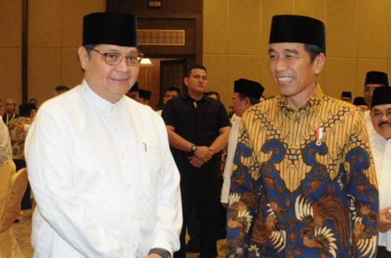 Soal Capres 2024, Pengamat: Kans Besar Airlangga Direstui Jokowi