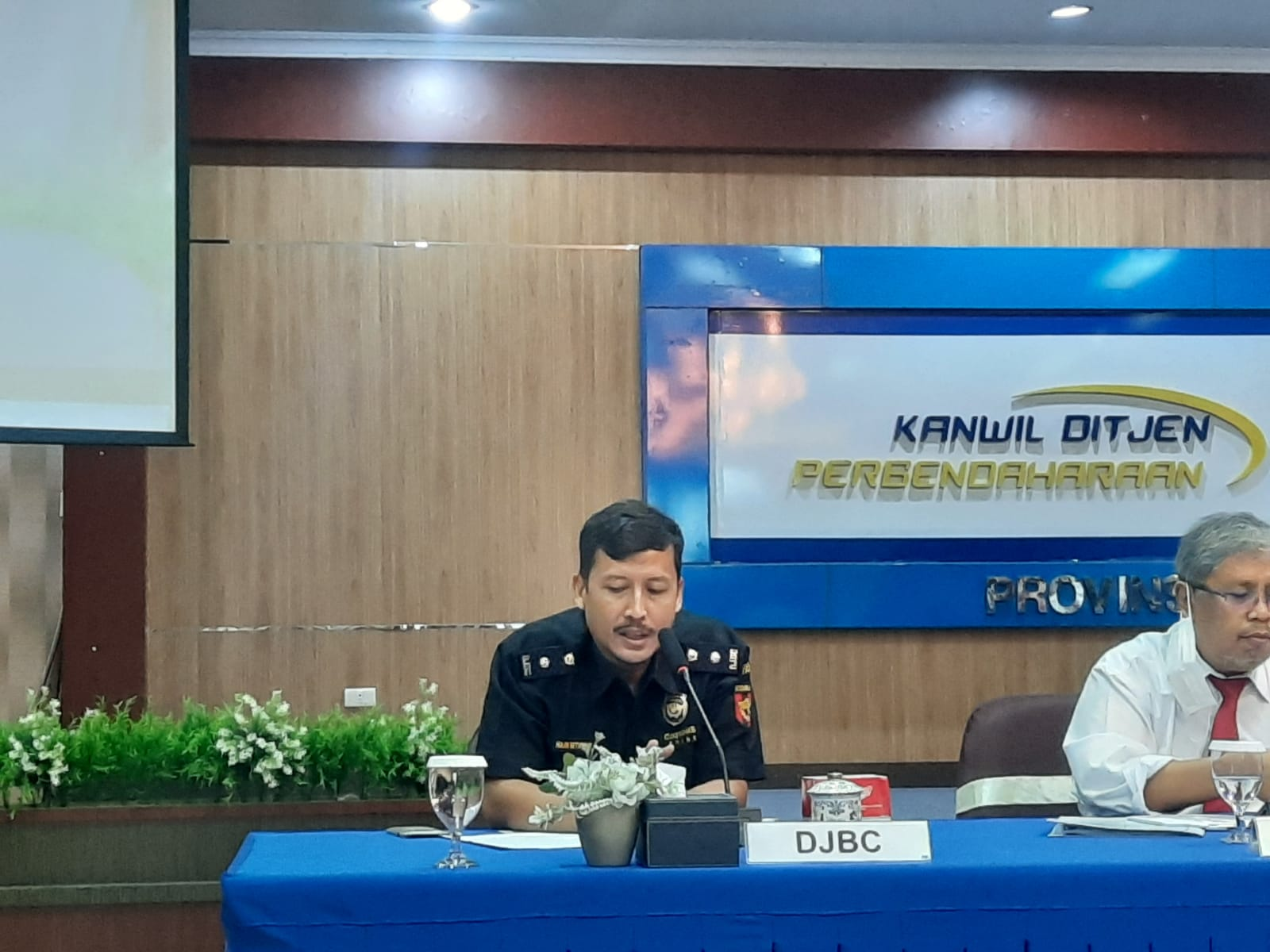 Didorong Kenaikan Harga CPO, DJBC Riau Catat Penerimaan Kepabeanan Rp8,11 Triliun