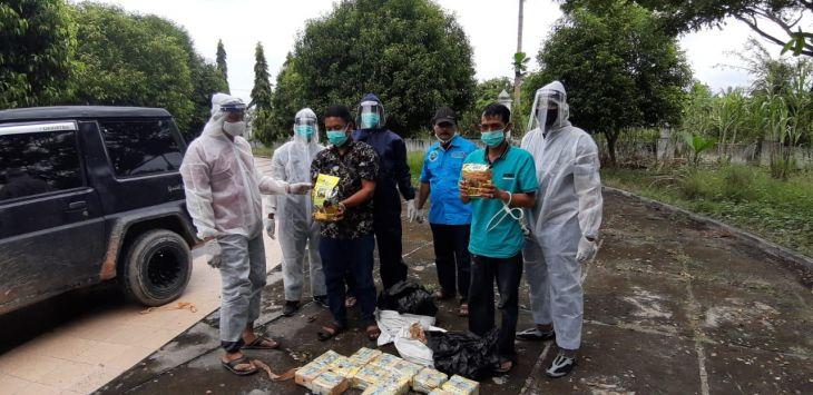 Di Dumai, BNN Gagalkan Penyelundupan Sabu 50 Kg dari Malaysia