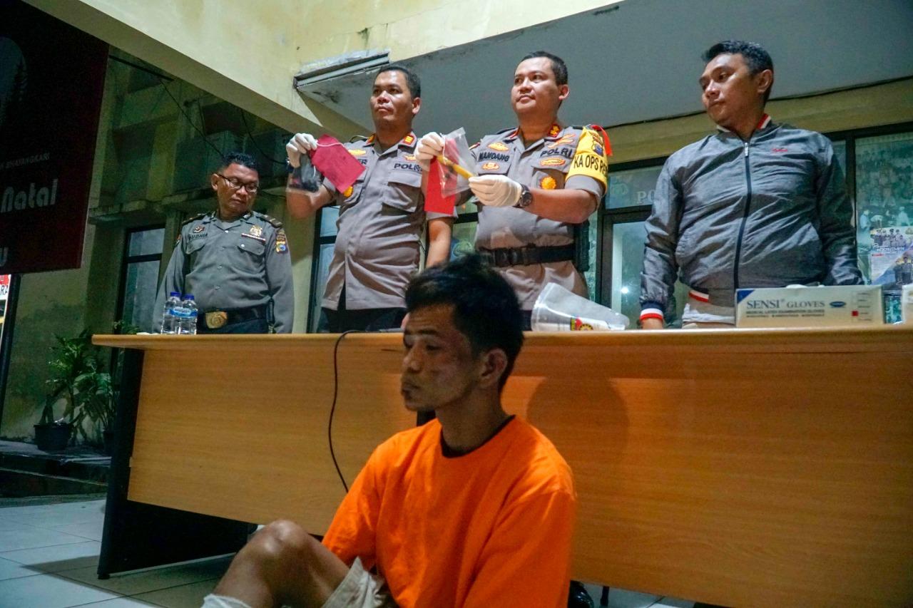 Spesialis Curanmor L 300 Ditembak di Pekanbaru