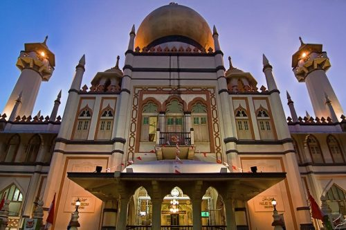 Mulai Hari Ini, Seluruh Masjid di Singapura Ditutup