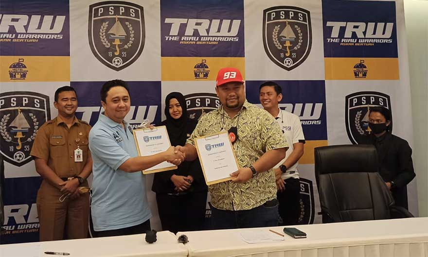 Resmi, PSPS Riau Diambil Alih Pemilik Kelantan FC Malaysia