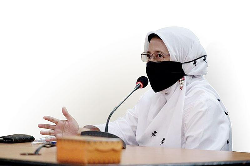 Baru 385 Orang Divaksin Covid-19 di Riau