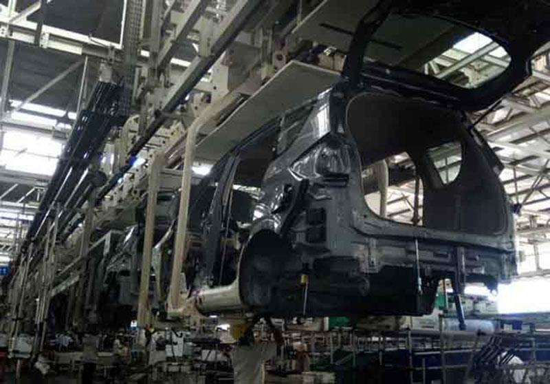 Suzuki Indonesia Mulai Produksi