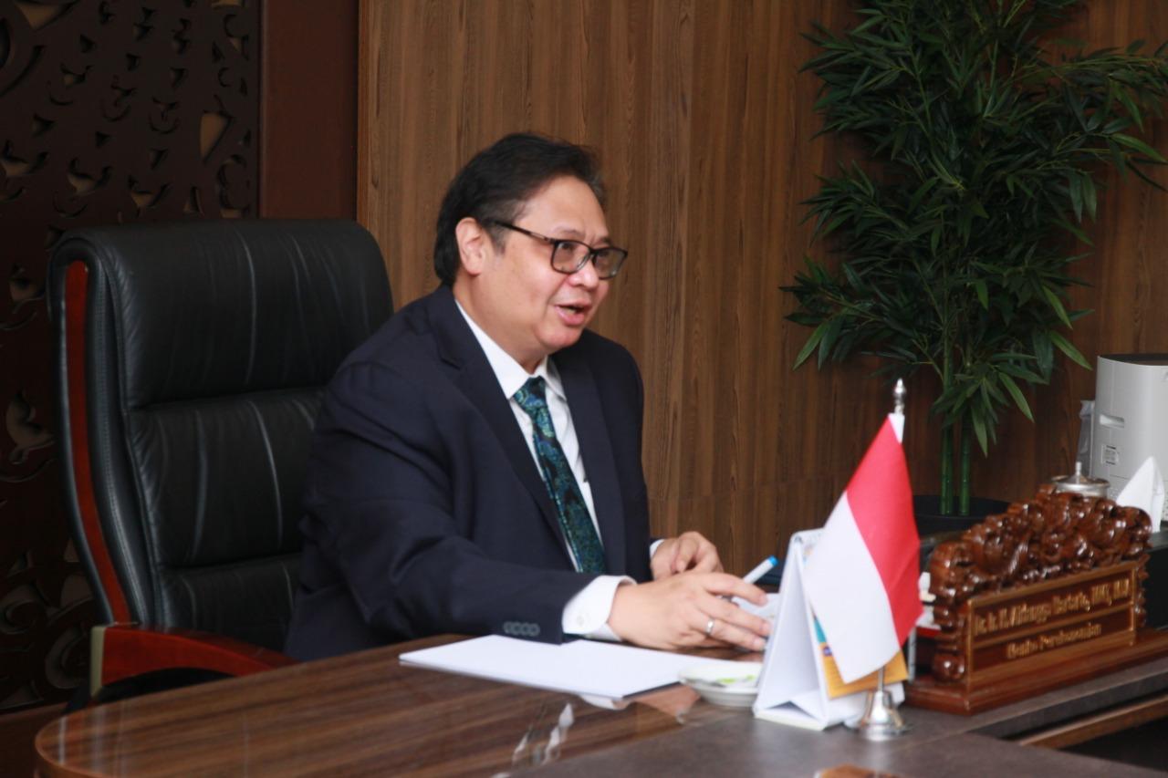 Airlangga: Peran aktif Indonesia Terapkan Pembangunan Berkelanjutan