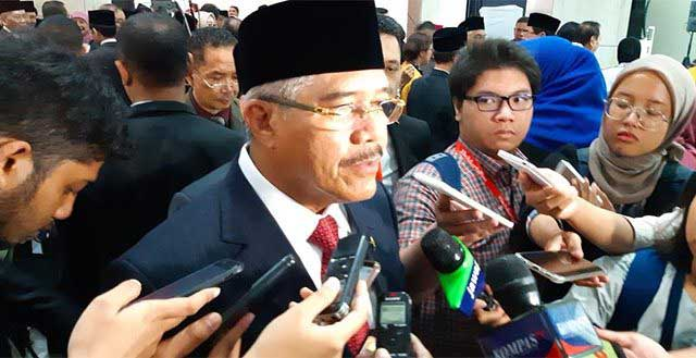MA Jatuhkan Sanksi Kepada 179 Hakim Sepanjang 2019