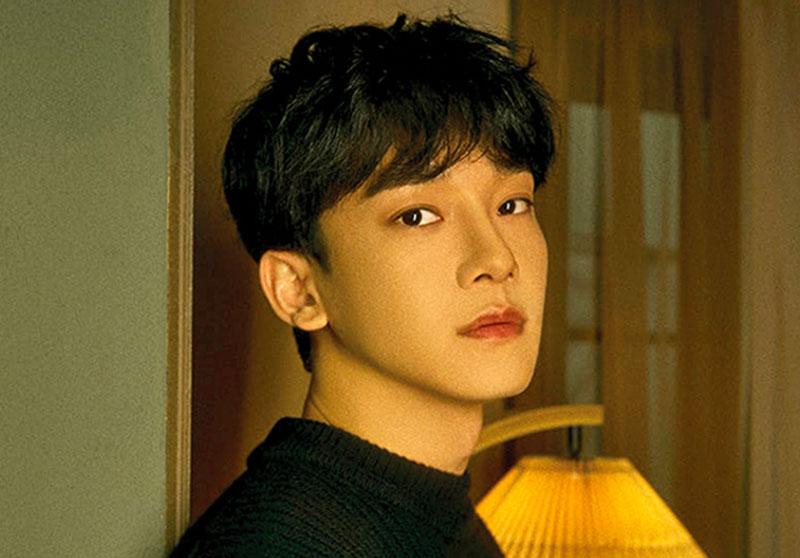 Chen EXO Pamit Ikuti Wamil