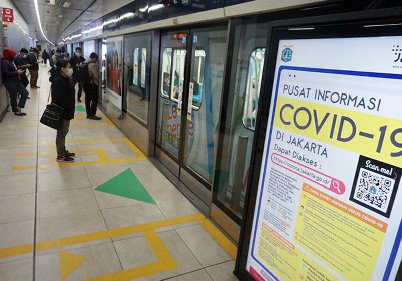 Polda Metro Jaya Siapkan Teknis Pelaksanaan PSBB