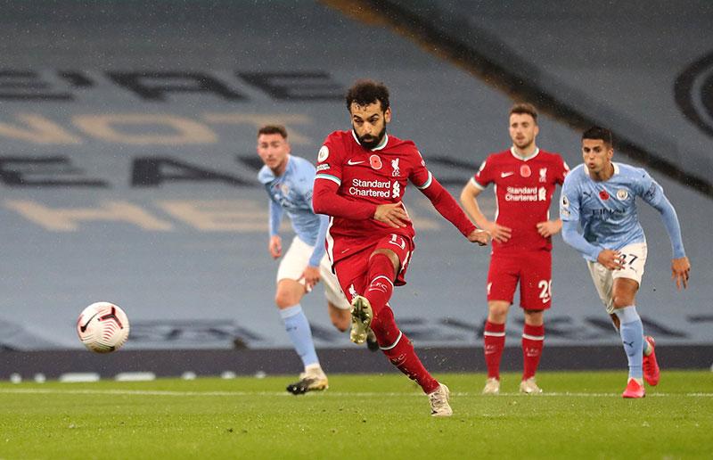 City vs Liverpool Berakhir Imbang