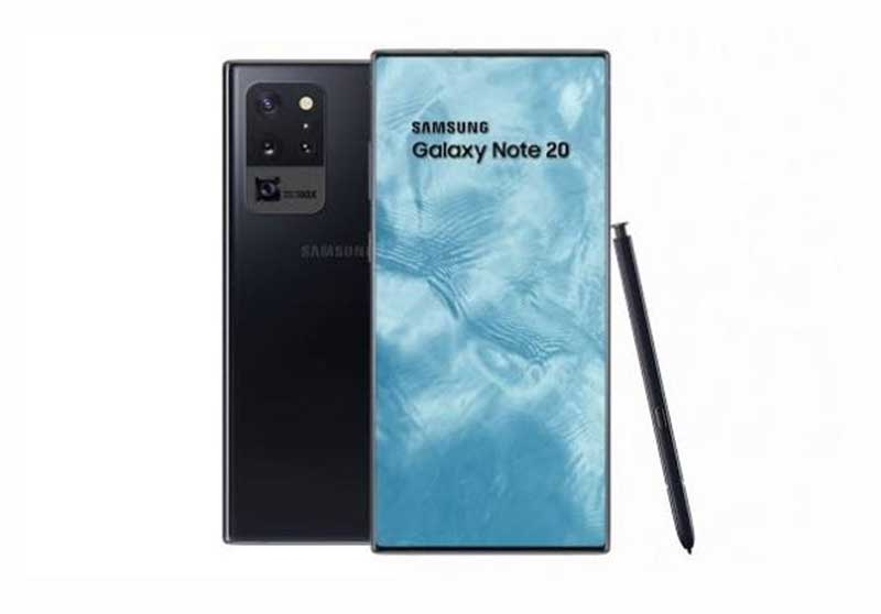 Samsung Galaxy Note 20 Mirip dengan Seri Galaxy S20