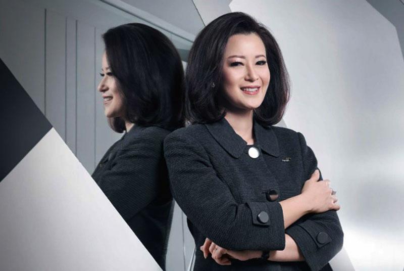 Ini Sosok Cantik Alexandra Askandar, Wakil Direktur Utama Bank Mandiri