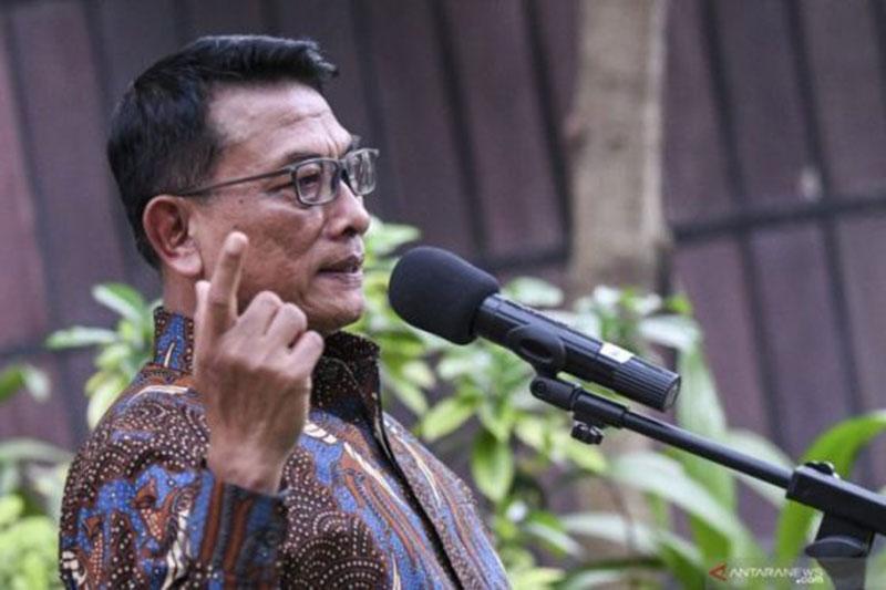 Demokrat Kubu AHY Minta Moeldoko dan Jhoni Allen Bentuk Partai Baru