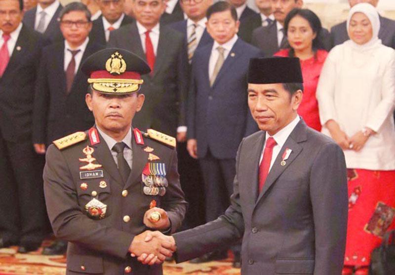 DPR Prediksi Pekan Depan Presiden Kirim Surat Nama Calon Kapolri Baru