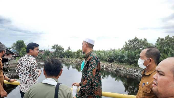 Normalisasi 10 Kilometer Sungai Dumai Dipercepat