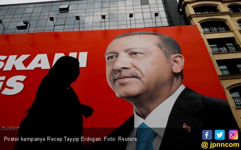 Erdogan Berupaya Kembalikan Fungsi Hagia Sophia Jadi Masjid