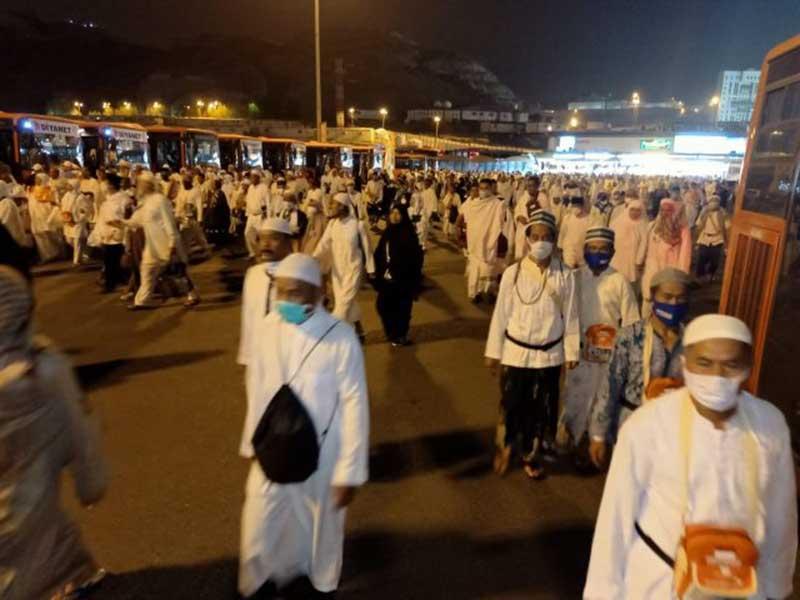 KBRI Riyadh Perjuangkan WNI yang Sudah Pegang Visa
