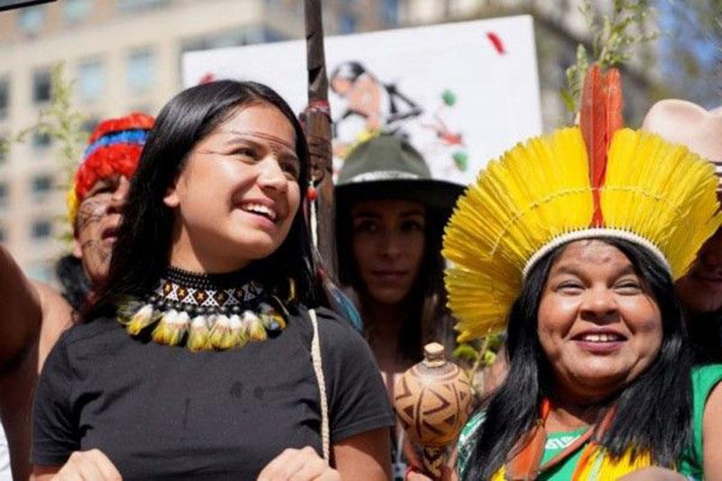 Brazil Umumkan Anggota Suku Amazon Positif Terpapar Corona