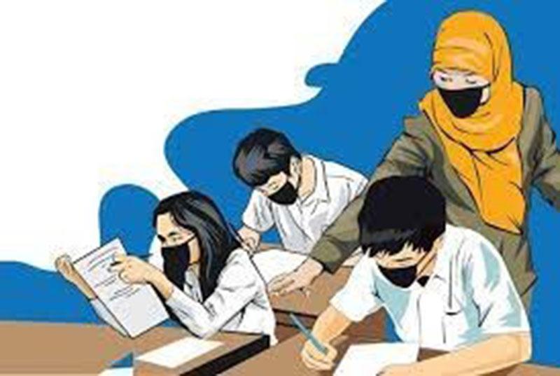 Masih Ada Sekolah Swasta Gelar Belajar Tatap Muka