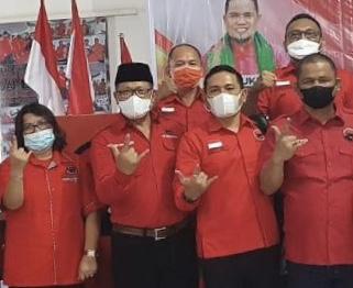 Edy Sinaga Pimpin PAC PDIP Payung Sekaki