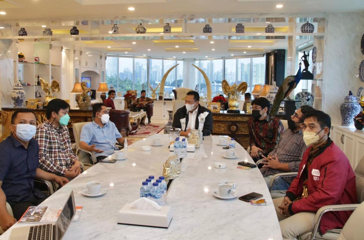 Ketua MPR Dukung Perlunya UU Perlindungan Pedagang Pasar Tradisional