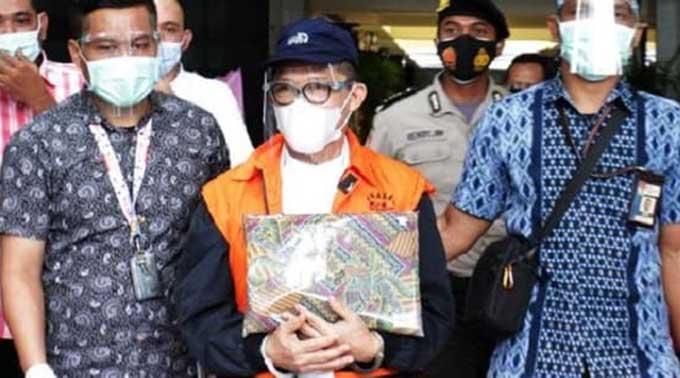 Mantan Wako Dumai Dituntut 5 Tahun Penjara