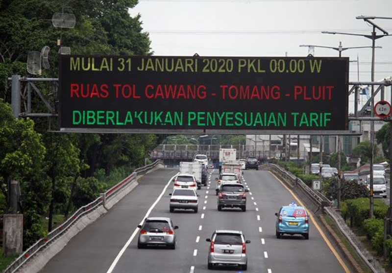 Soal Penutupan Tol, Jasa Marga Tunggu Keputusan Pemerintah