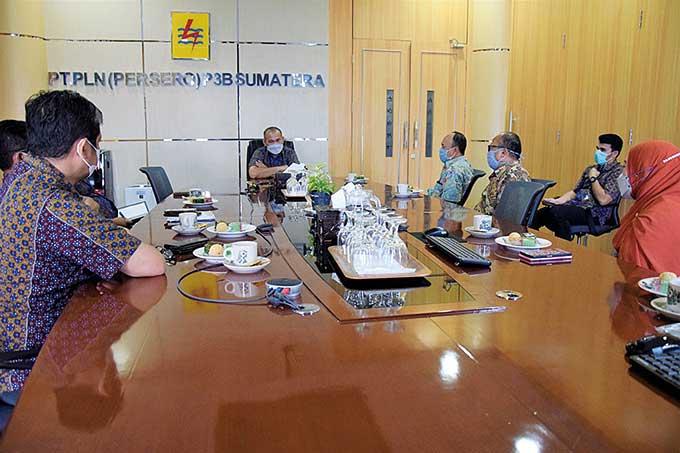 Kaji Peluang Kerja Sama, Direksi PT MCTN Kunjungi PLN UIP3BS