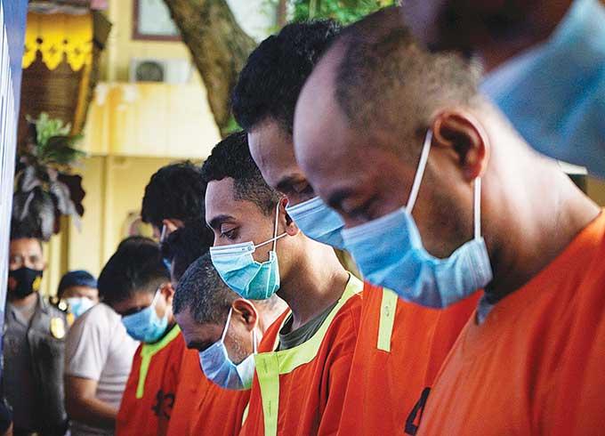 Ini Pengakuan 8 Pelaku Penyerangan Mobil Bea Cukai di Juanda
