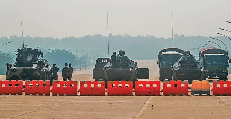 Pemilu Jujur Jadi Pembenaran Militer Myanmar Lakukan Kudeta