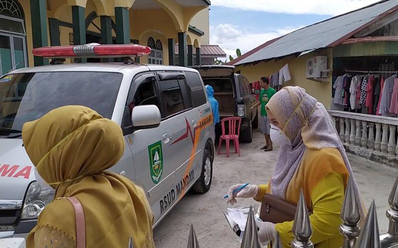 Lagi, Dokter di Riau Positif Covid-19