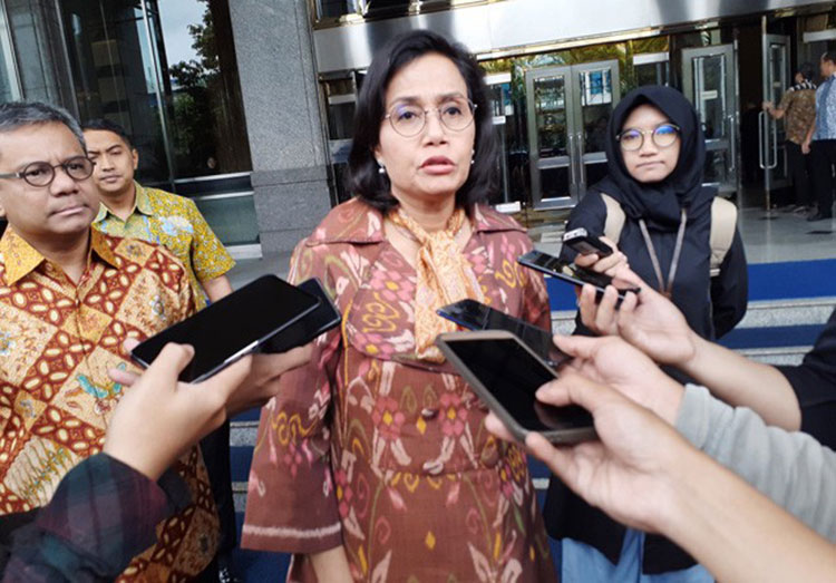 Sri Mulyani: Pemulihan Ekonomi di Jawa Berdampak Besar Secara Nasional
