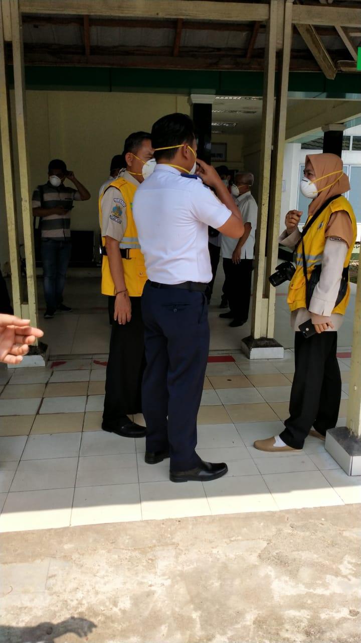 Dari Malaysia, Lima Warga Diobservasi ke RSUD Tembilahan