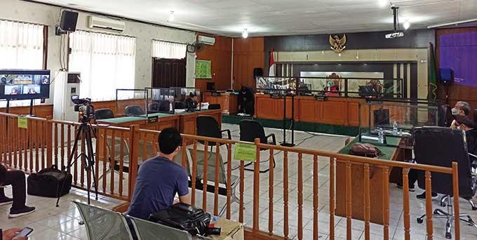JPU Tolak Semua Pembelaan Yan Prana Jaya