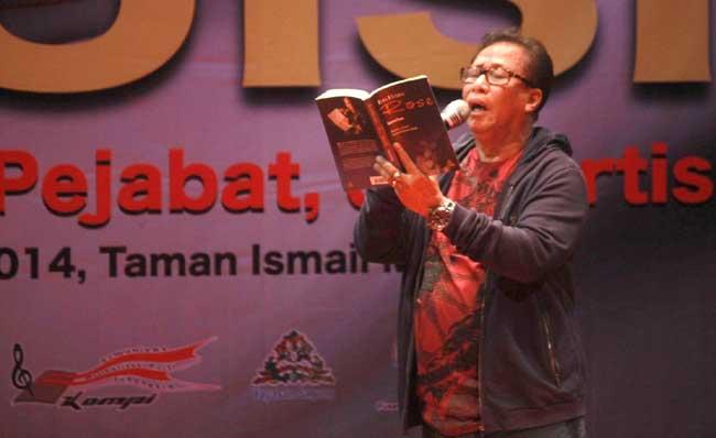 Festival Sastra Internasional Gunung Bintan Sesuai Rencana