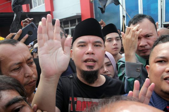 Tepati Janji, Ahmad Dani Tanggung Biaya Para Janda
