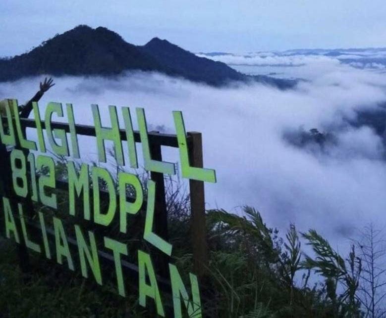 Wisata Suligi Hill Masuk Nominasi ADWI 2021