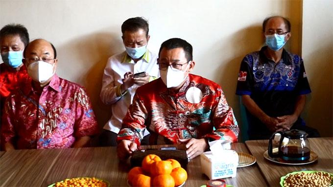 PSMTI Imbau Masyarakat Tionghoa Rayakan Imlek di Rumah Saja